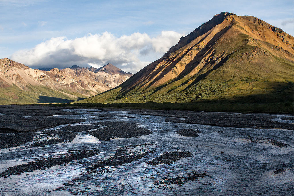 The majesty of Denali National Park in Alaska