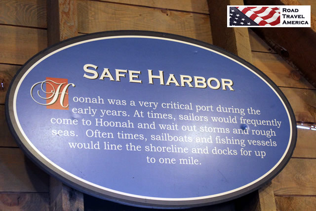 Hoonah Alaska ... the Safe Harbor