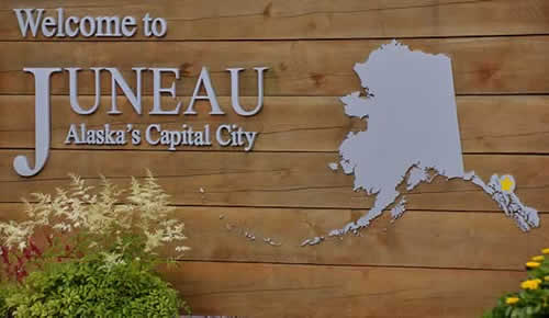 Welcome to Juneau ... Alaska's Capital City