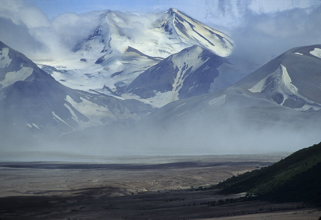 The rugged beauty of Mount Katmai