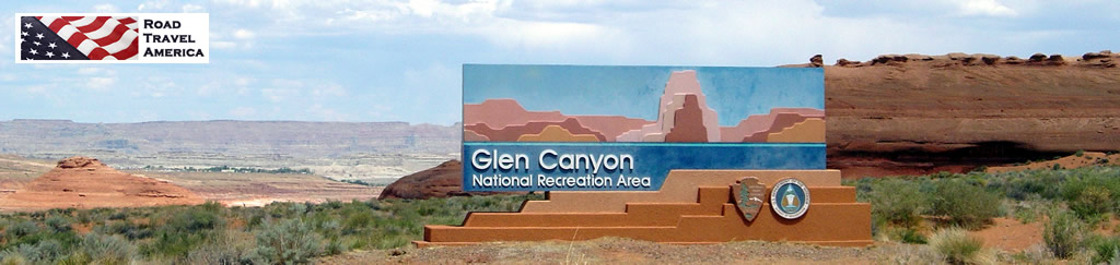 The Glen Canyon National Recreation Area
