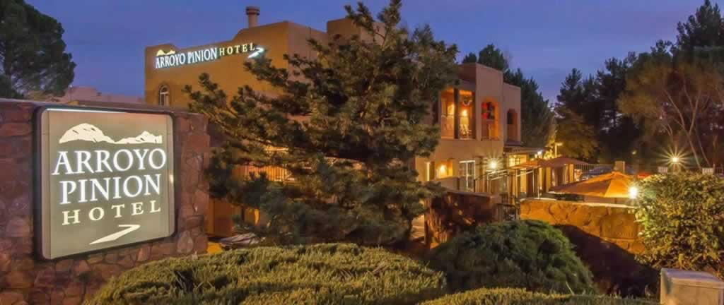 The Arroyo Pinion Hotel ... one of fine lodging options in Sedona