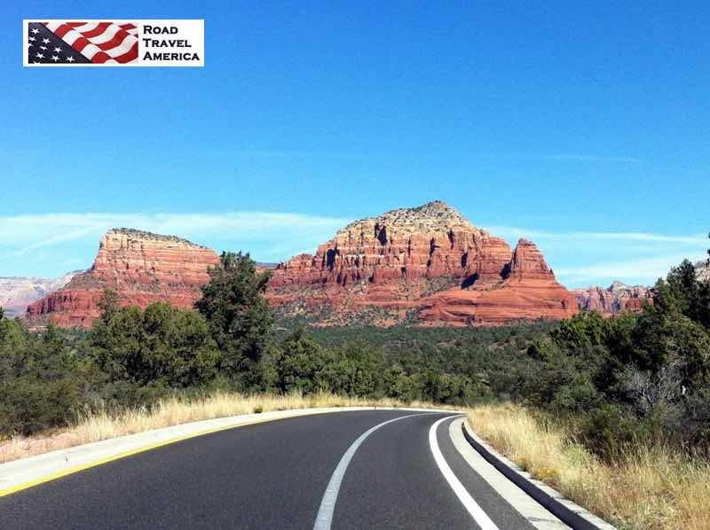 The approach to Sedona is spectacular from any direction!