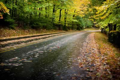 Autumn is a great time to explore the roads of Acadia National Park