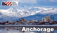 Travel Guide for Anchorage, Alaska - attractions, things to do, lodging, transportation, maps and more!