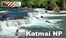 Travel Guide for Katmai  National Park in Alaska ... things to do, attractions, maps and photographs
