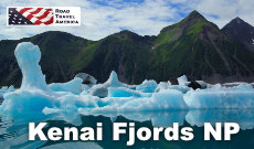 Travel to Kenai Fjords National Park in Alaska