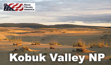 Travel Guide for the Kobuk Valley National Park in Alaska ... things to do, attractions, maps and photographs