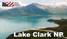 Travel Guide for Lake Clark  National Park and Preserve in Alaska ... things to do, attractions, maps and photographs