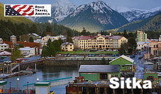 Travel Guide for Sitka, Alaska - attractions, things to do, lodging, transportation, maps and more!