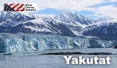 Travel to Yakutat and the Hubbard Glacier in Alaska